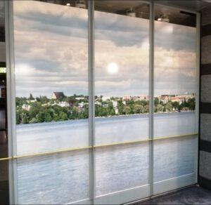 Lisämukavuutta toimistoon, liiketilaan ja kotiin ikkunakalvolla